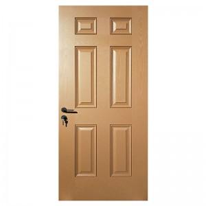 Fiberglass Door use as Entrance Door / Front Door / Entry Door to Villa / Apartment / Office