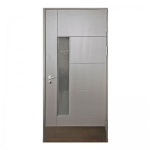 Certified Anti-fire FD90/FD60 / FD30 Solid Wooden Fire Rated Door