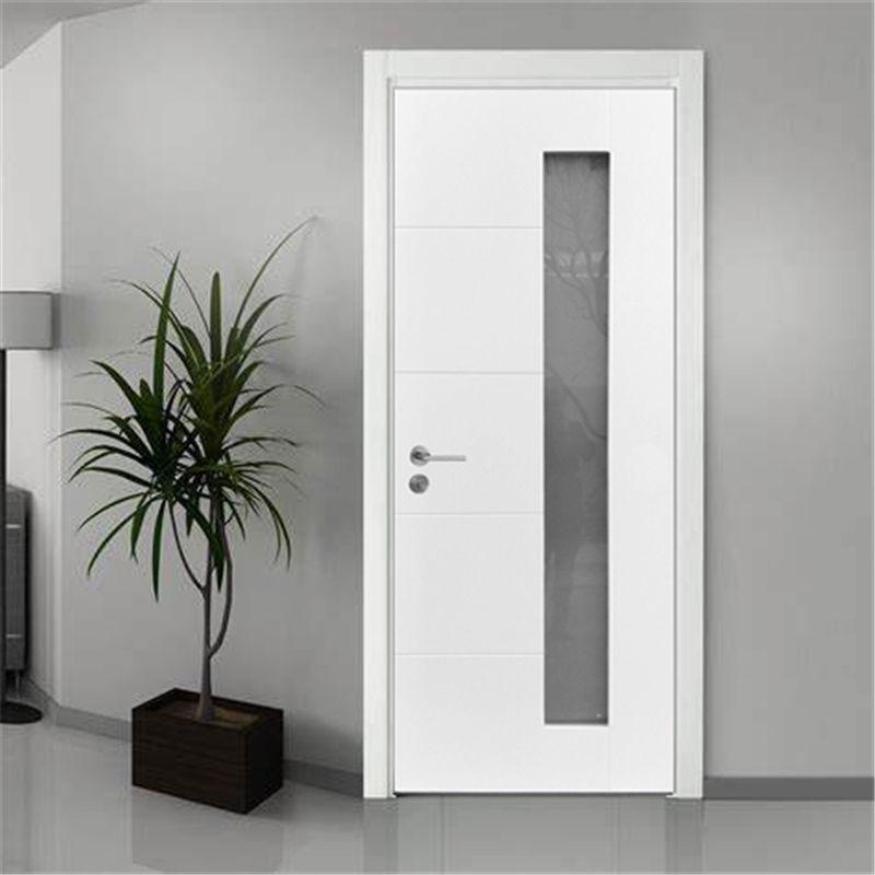 2 glass door