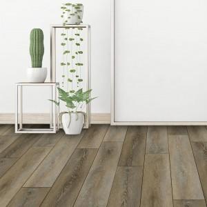 Natural Blackfoot Oak Rigid LVT Flooring For Hotel Click Vinyl Floor