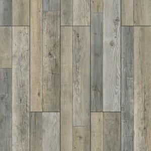 Embossed Texture PVC Virgin Material Plastic Vinyl Tiles SPC Flooring