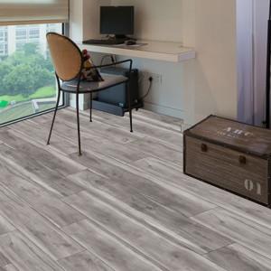 Interlock DIY install waterproof  Wood Look Valinge WPC EVP Vinyl Tile Sheet Flooring