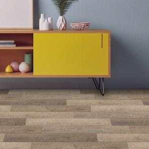 ABA Rigid core SPC flooring with IXPE / EVA pad...
