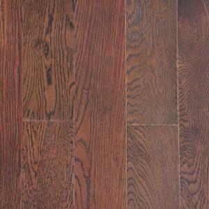 Red Oak Wood Veneer SPC Flooring