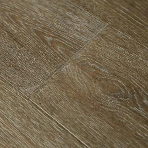 Kangton Distressed Dark Oak 190mm x 14/3mm Handscraped Engineered Wood Flooring