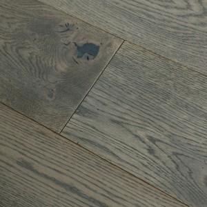 Wire Brushed European Oak Engineered Wood Flooring