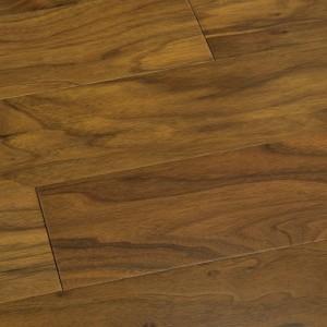 New Color Design Plywood Click Engineered Walnut Wood Flooring