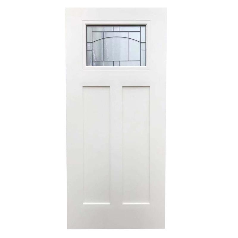 Kangton Good Quality Fiberglass Door from China Supplier KDF03D-G